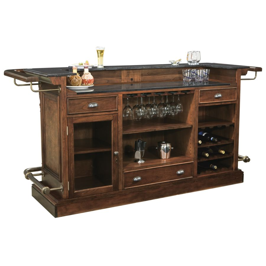 Howard Miller Cheers 693-027 Wine Bar And Console
